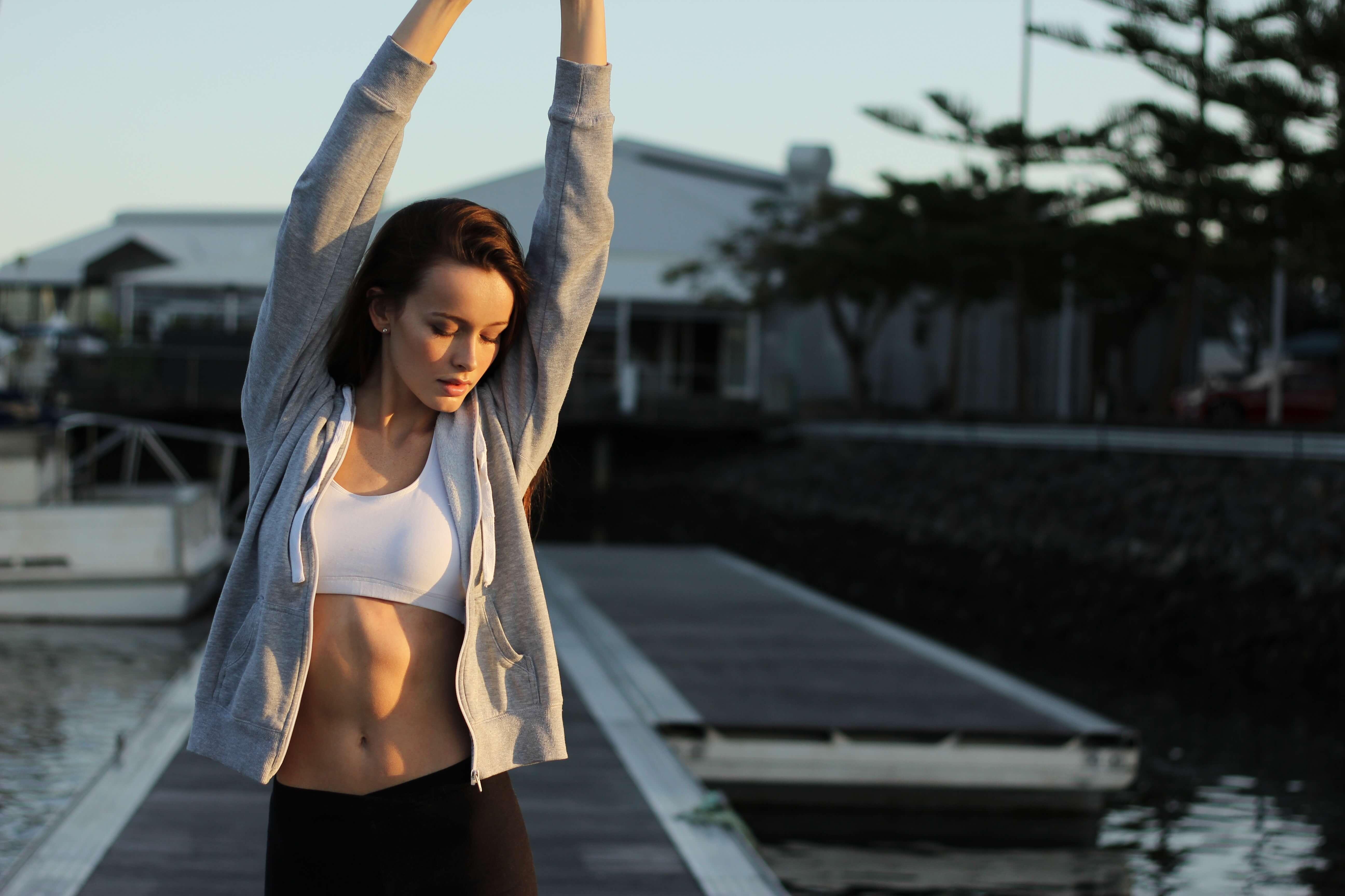 静的ストレッチと筋肉痛―予防と回復に対する効果