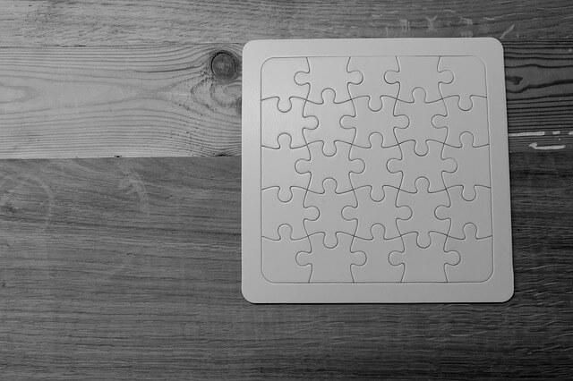 研究結果はパズルのピースのようなもの