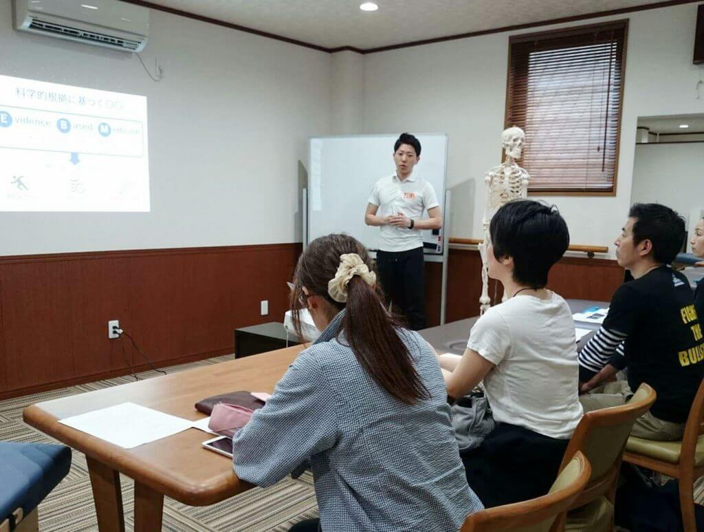 日本ストレッチング協会主催ブラッシュアップセミナー「ストレッチングの科学的知見」