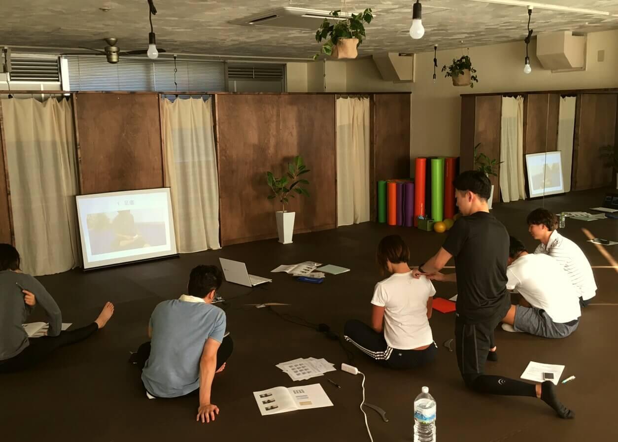 スキンストレッチLevel1・2セミナーを関西で初開催しました