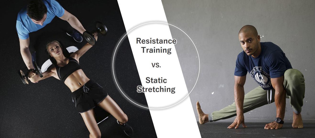 【論文紹介】筋トレ vs. 静的ストレッチ|どちらが柔軟性を向上させる?